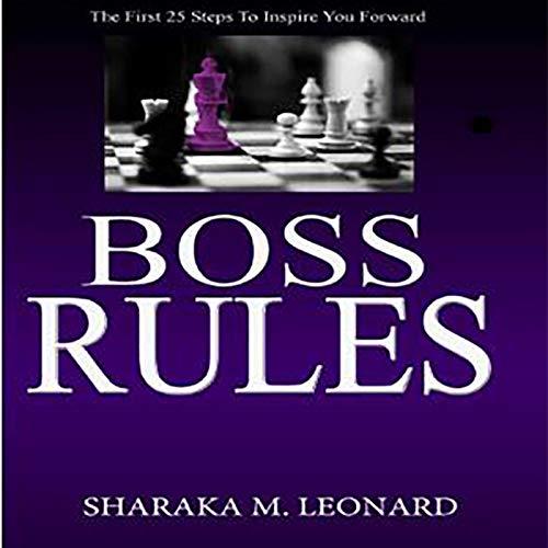 『Boss Rules』のカバーアート