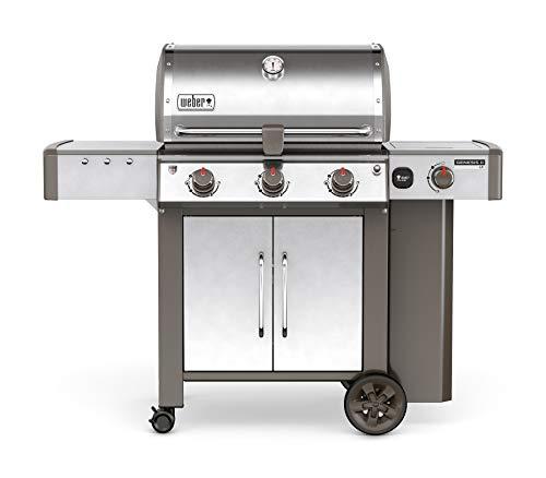 Weber Genesis® II LX S-340 GBS® stainless steel