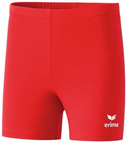 Erima Verona Collant pour Enfant 16 Ans Rouge - Rouge