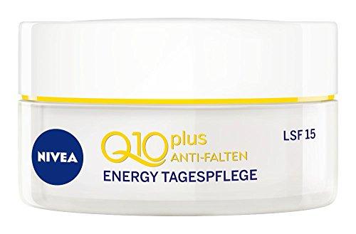 Nivea Visage Q10 Tagespflege Energy LF15 Feuchtigkeitspflege, 1er Pack (1 x 50 ml)