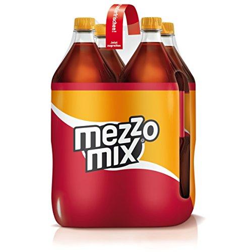 Mezzo Mix EINWEG, (4 x 1,5 l)
