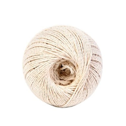 Koch 5430605 370-Feet Cotton Twisted Butcher's Twine, White by Koch