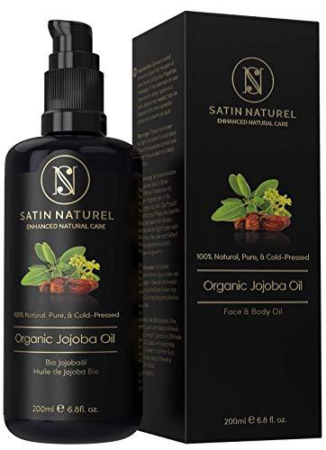Satin Naturel | Jojoba olie | De beste biologische jojoba olie