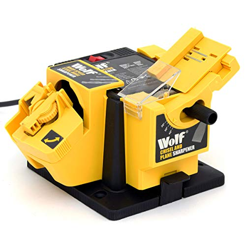 Wolf Multi Function Sharpener for Scissors Knives Blades Shears Drill Bits Chisels and More