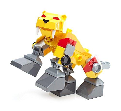 Mega Bloks DPK74 Säbelzahntiger Power Rangers