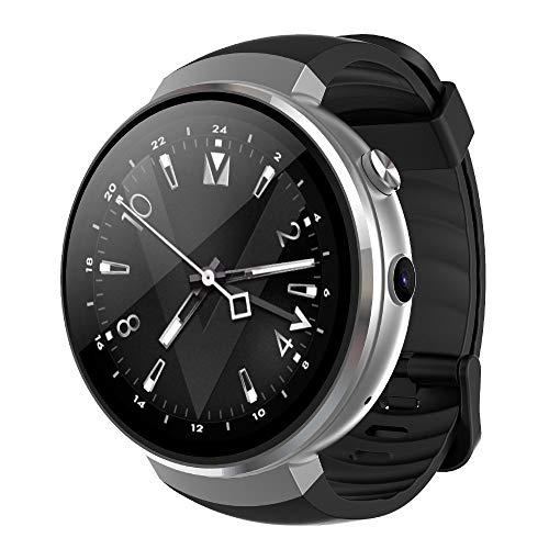 ZJHNZS Reloj Inteligente Smart Watch Android 7.1 Smartwatch