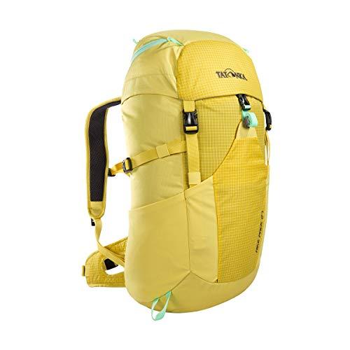 Tatonka Unisex– Erwachsene Hike Pack 27 Wanderrucksack, Yellow, 27 Liter