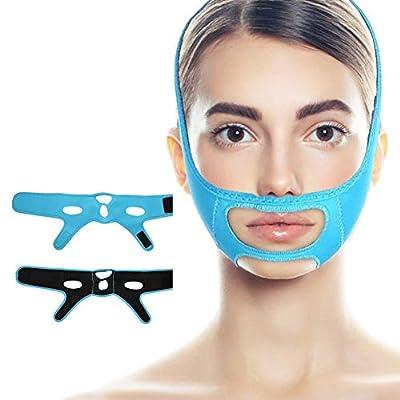 Face Slimming Mask, Face Slimming Bandage Belt Mask Facelift Masseter Muscle Strap