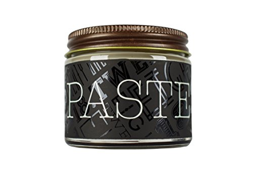 18.21 Man Made Hair Paste Pomade with Natural Shine Finish for Men, Sweet Tobacco, 2 Ounce