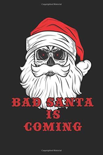 Bad Santa is coming