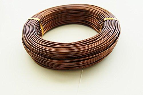 U-nitt Bonsai Tree Training Wires: 250-gram Roll: 1.5mm/170ft
