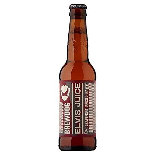 Brew Dog Elvis Juice 330ml (Pack de 12 x 330 ml)