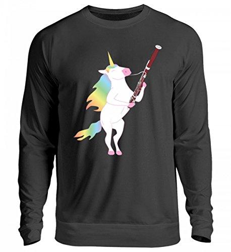 Para todos los fans del fagot y los unicornios. - Jersey unisex.