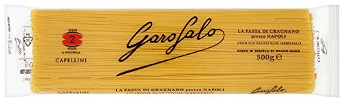 Garofalo Capellini 500g (Pack of 4)
