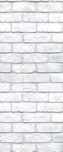 Buy American Chimney Supplies Decorative Chimney Housing Kit - White Brick