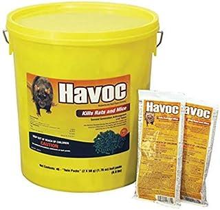 Havoc Poison Pellets Kills Rats & Mice 2(TWO) 1.76 oz packs