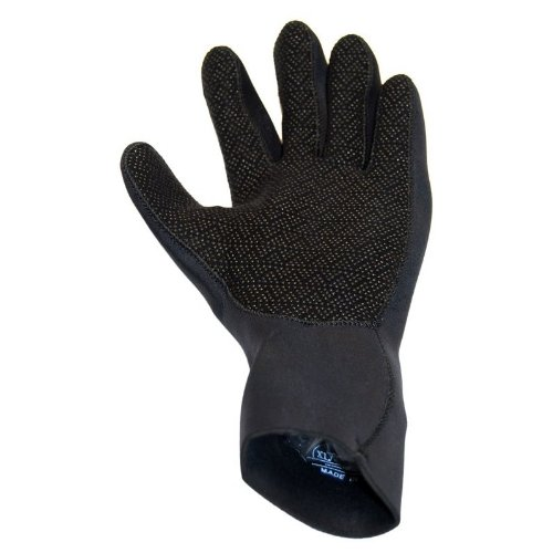 Ascan Neopren Flex Glove Handschuh Neoprenhandschuh PREISHIT!!, M/L, schwarz