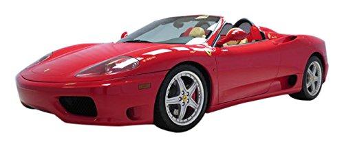 ... 2005 Ferrari 360, 2-Door Convertible Spider ...