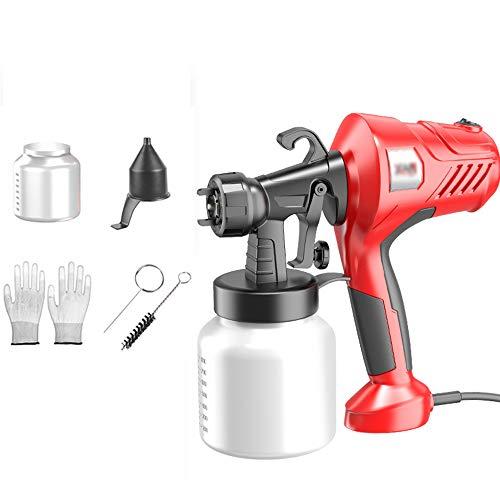 Máquina de pintura en aerosol para el hogar, pistola de pulverización eléctrica,...