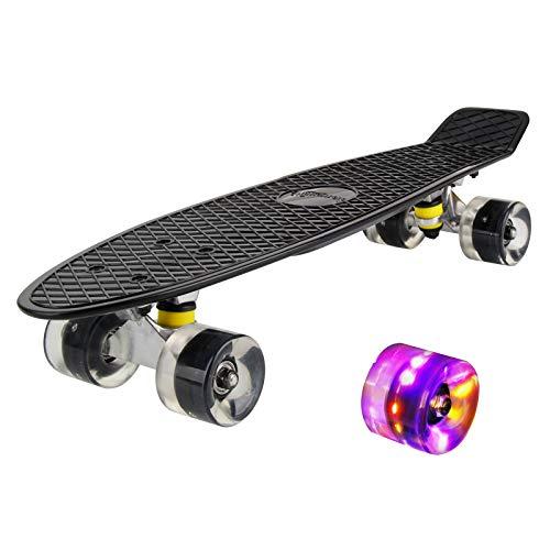 hausmelo Skateboard Cruiser Retro Bild