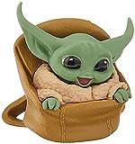 "Star Wars The Mandalorian The Child Bounty Collection - ""Baby Yoda"" Speeder Ride Pose Figure"