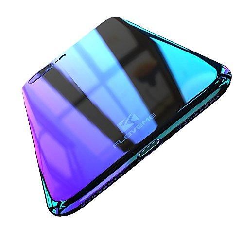 Floveme iPhone Gradient cambia colore di iPhone 7/iPhone 8 Raissa metallizzate