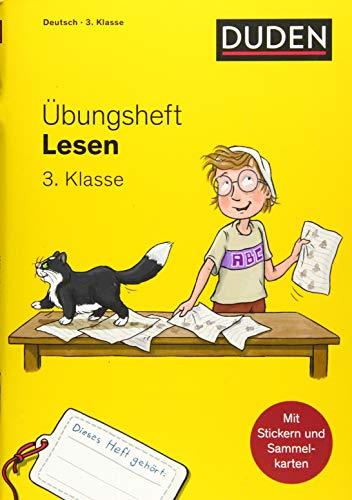 Übungsheft - Lesen 3. Klasse (Übungshefte Grundschule)