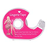 Double Sided Fashion Body Tape for Clothing Dress Body Wedding Prom Lingerie Tape Adhesive with Dispenser 3M