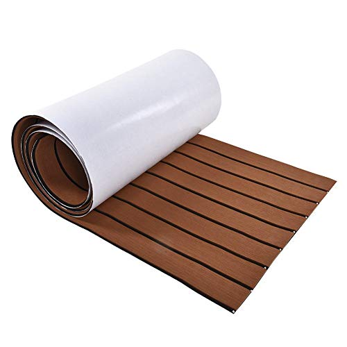 Eva Boat Mat, Universal DIY Traction anti-slip mattensteun Eva Boat Decking Sheet Yacht Marine antislip vloerbedekking tapijt staandup padddle boards Eva antislipmat #1