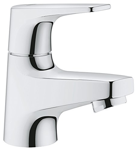 GROHE Bauflow Robinet Lave-Mains, Taille XS, Corps Lisse, 20575000, Size