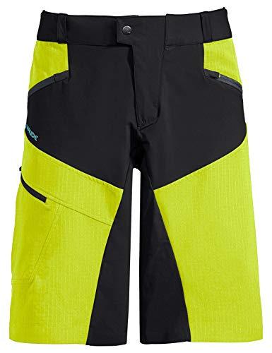 Vaude Herren Hose Men's Virt Shorts, Bright Green, XL, 41931