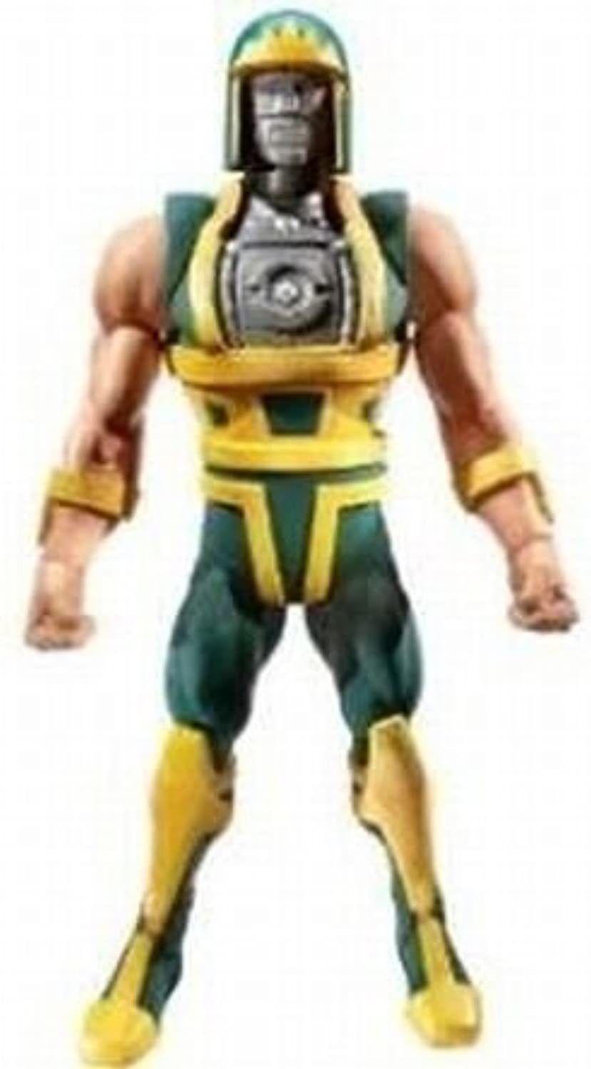 Cyclotron Dc Universe Action Figure