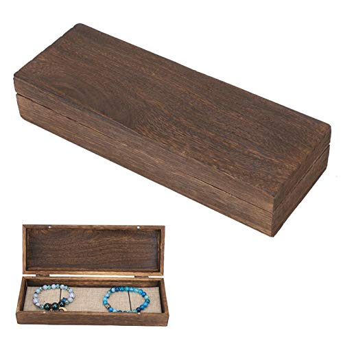 HEEPDD Joyero, Caja de Almacenamiento de Joyas de Estilo Retro Caja de Almacenamiento...