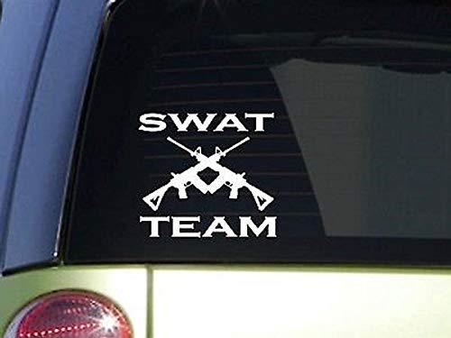 Swat Sticker *F84* Decal Police Miltary Swat Team Cruiser Kogelvrij Vest Squad