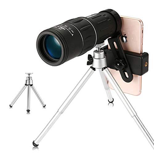 16 x 52 Telescopio Monocular-Urbetter Vision Nocturna Binoculars con A