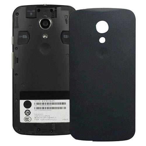 PANGTOU Reemplazo de la Cubierta Posterior del teléfono Tapa Trasera de batería para Motorola Moto G XT1063 / XT1068 / XT1069 Accesorios para Celular