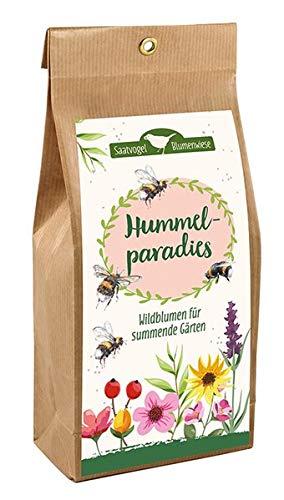 Hummel-Paradies: Saatvogel Blumenwiese