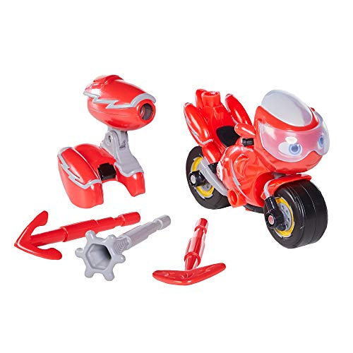 Ricky Zoom T20051 Ricky & Rescue Cannon, rot