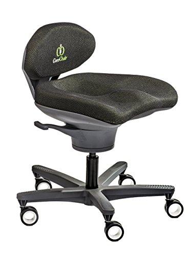 CoreChair Desk Chair for Individuals & Under, 5'6'