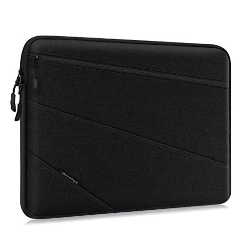Alfheim Laptop Sleeve 15.6 inch,Waterproof Shock Resistant Laptop Case with Accessory Pocket,Laptop Protective Case for Notebook Chromebook Tablet Ultrabook