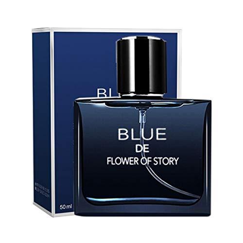 50 ml hommes parfum parfum durable classique Cologne parfum vaporisateur bouteille en verre mâle/atomiseur de parfum