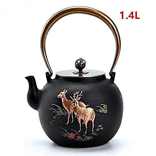 Why Should You Buy WXQ-XQ Tea Sets Tea Kettle Cast Iron iron Tea Pot Set ese Kettle Drinkware Kungfu...