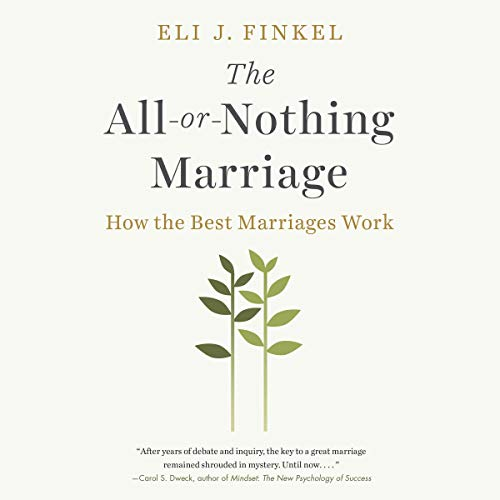 The All-or-Nothing Marriage audiobook cover art