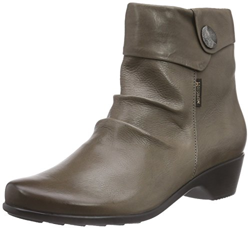 Mephisto RACHELA TEXAS 7925 PEWTER dames lage laarzen