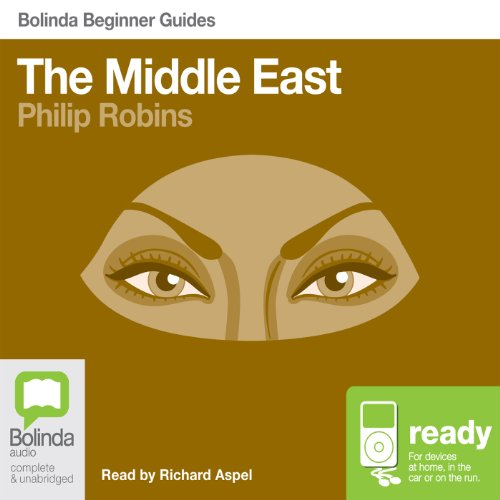 Middle East: Bolinda Beginner Guides cover art