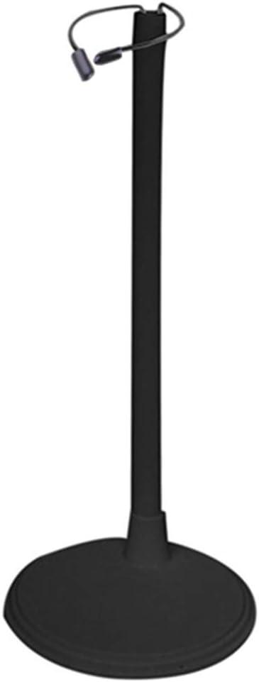 Soporte Profesional Soporte de Base de exhibici/ón para mu/ñeca de Oso WOWOWO 1 Pieza de pl/ástico para mu/ñecas