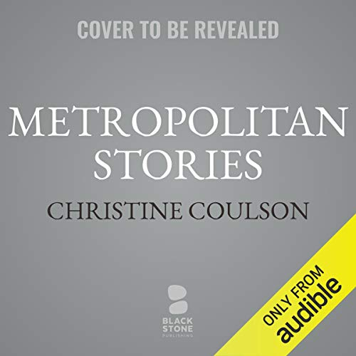 Couverture de Metropolitan Stories