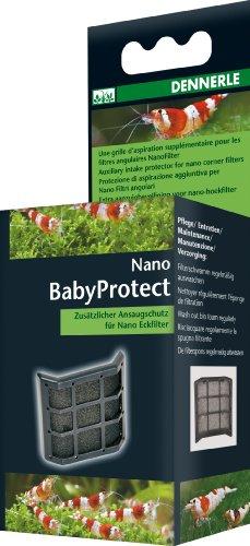 Dennerle Nano Baby Protect - Baby-Garnelen Schutzgitter für Nano Eckfilter
