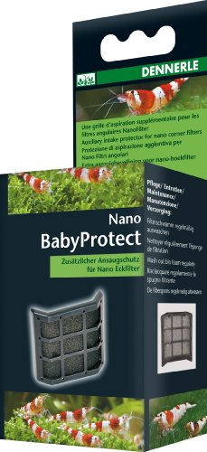 Dennerle Baby Filter Guad Protector, Black (5846)