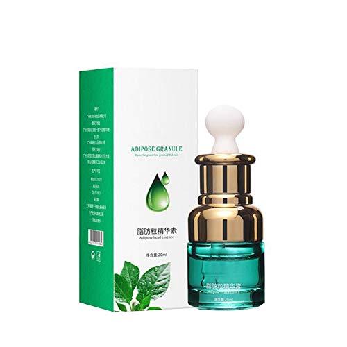 Sérum pour les yeux, KISSION Crème pour les yeux Éclaircir les ridules Éliminer les particules de graisse oculaire (20 ML)